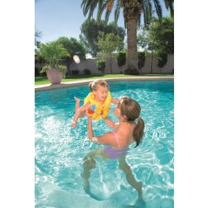 Chaleco Inflable Tropical Pileta Bestway