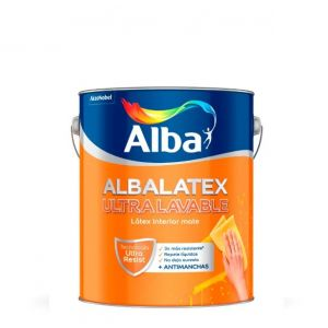 Alba Albalatex Ultralavable Gris Granito