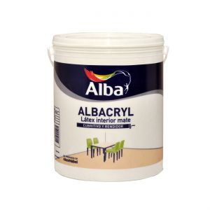 Latex Interior Albacryl Azules 17.4 Lts