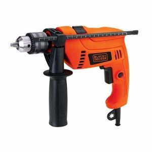 Taladro Percutor 13 mm Black + Decker TM555 560w