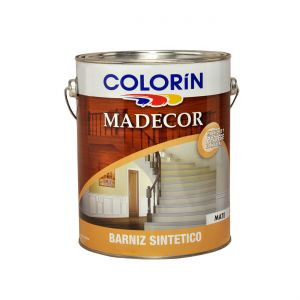 Barniz Interior Mate Madecor 0.9 Lt