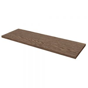 Estante Flotante Invisible Slim 60x20 Cm Wengue Centro Estant