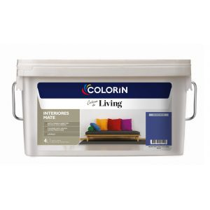 Látex Interior Living Mate Arandano 4 Lts Colorin