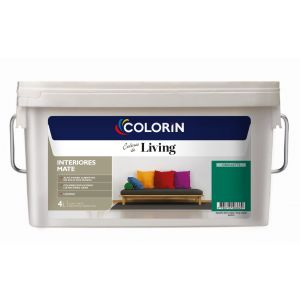 Látex Interior Living Mate Ciboulette 4 Lts Colorin