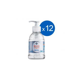 Alcohol En Gel Neutro Bialcohol 250ml Pack x 12