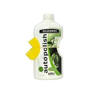 Silicona (Esponja) 450 Ml Autopolish
