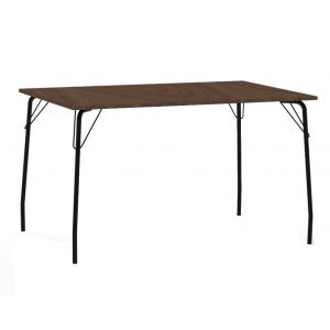 Mesa Comedor Industrial 130x82 cm Brooklyn