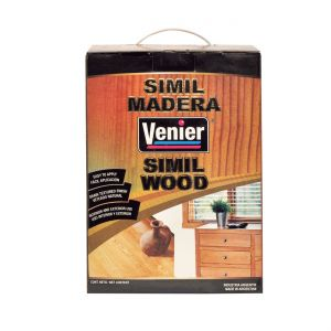 Simil Madera Roble Oscuro Venier 3.9 Lt
