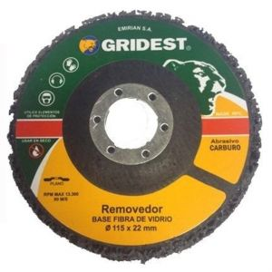 Disco Flaps Removedor Gridest 115mm