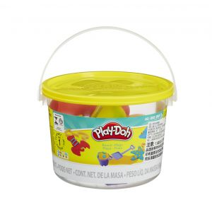 Play Doh Mini Balde De Masas Playa Hasbro 23414
