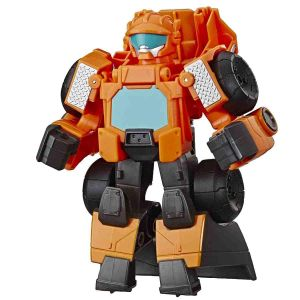 Transformer Rescue Bot Academy Feature Wedge Hasbro