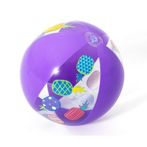 Pelota  Inflable Violeta Mediana Fashion Bestway