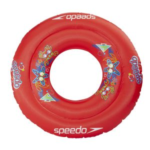 Salvavida Inflable Speedo Sea Squad Junior Rojo