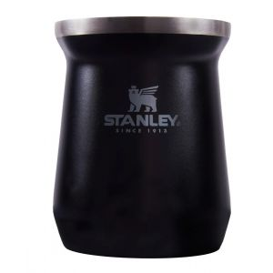 Mate Stanley Negro Acero Inoxidable Termico 236ml