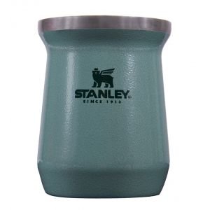 Mate Stanley Verde Acero Inoxidable Termico 236ml