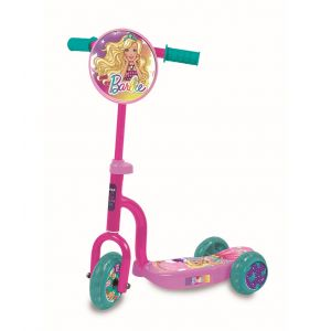 Scooter Monopatin Infantil 3 ruedas Barbie Kuma Kids