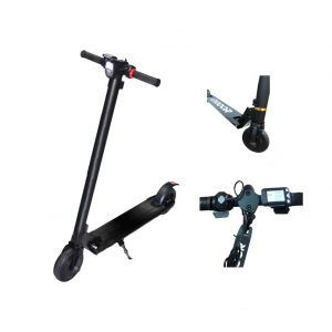 Monopatin Scooter Electrico Plegable H4 Gyroor 25 Km/h