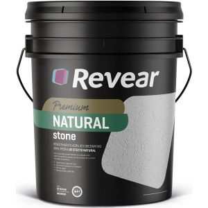 Revestimiento Natural Stone Clear Revear 30 Kg