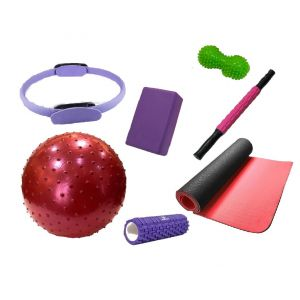 Kit de Entrenamiento Yoga Pilates - Outlet