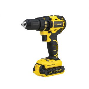 Taladro Inalámbrico 20v 13mm Stanley Sbd20
