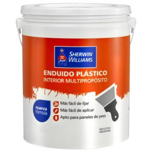 Enduido Plastico Interior Multiproposito 20 Lts Sherwin Williams