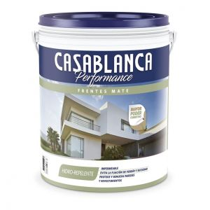 Latex Exterior Casablanca Performance Hidro Repelente 1 L