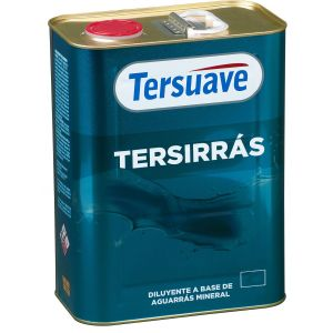Aguarras Mineral Tersirras 4 Lts Tersuave