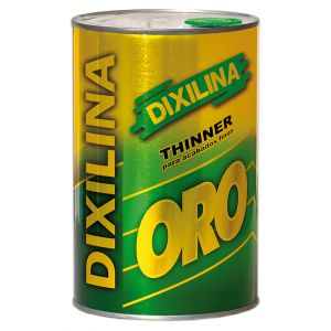 Thinner Dixilina Sello De Oro 4 Litros