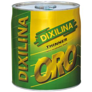 Thinner Dixilina Sello De Oro 18 Litros