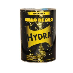 Thinner Sello De Oro Hydra 4 Lt