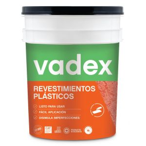Revestimiento Vadex Texturable Fino Londres 25K