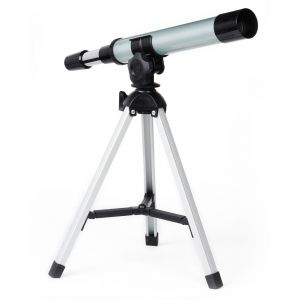 Mini Telescopio Refractor Explorador 300 Mm 30x