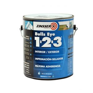 Látex Bull Eye 123 Zinsser 3.7 Lt